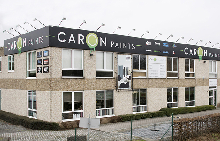 Decoration Caron Paints Evere